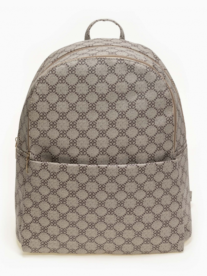 Τσάντα πλάτης με pattern