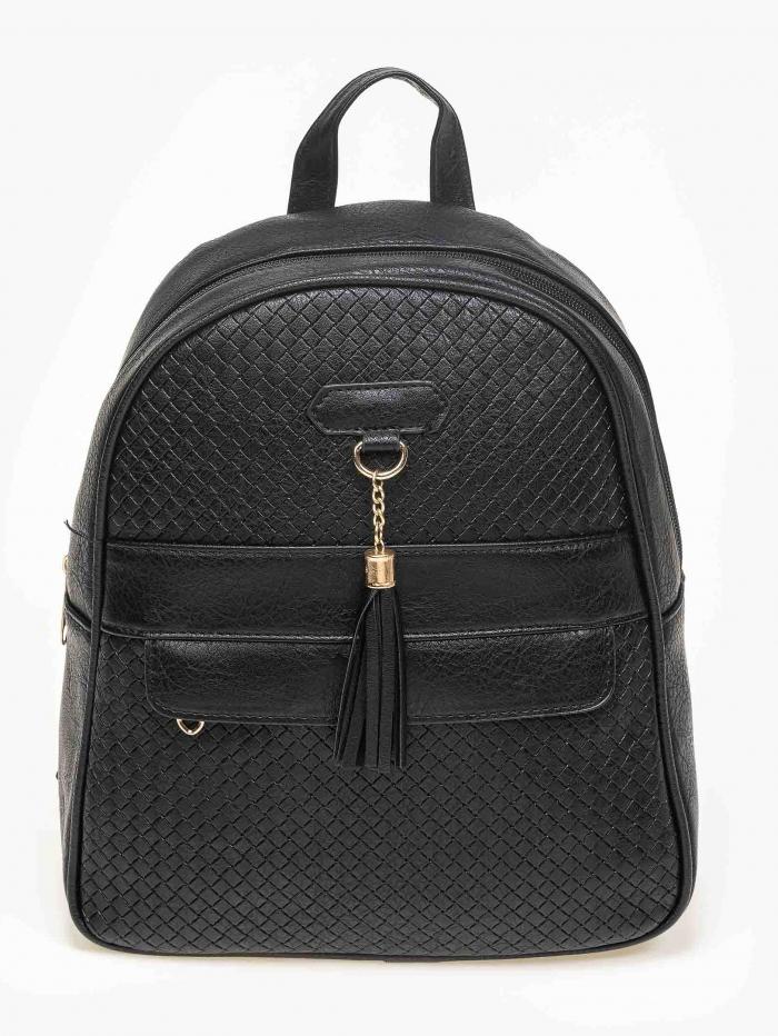 Τσάντα πλάτης με κρόσσι