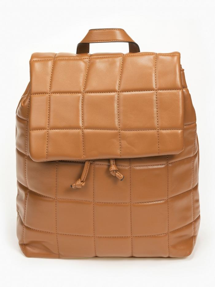 Γυναικείο καπιτονέ backpack