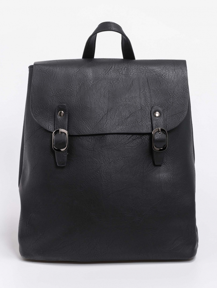 Backpack δερματίνη soft