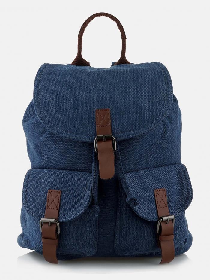 Backpack με δυο εξωτερικές θήκες
