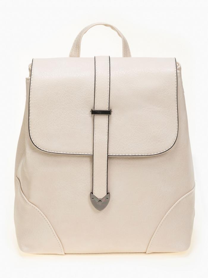 Τσάντα πλάτης δερματίνη soft