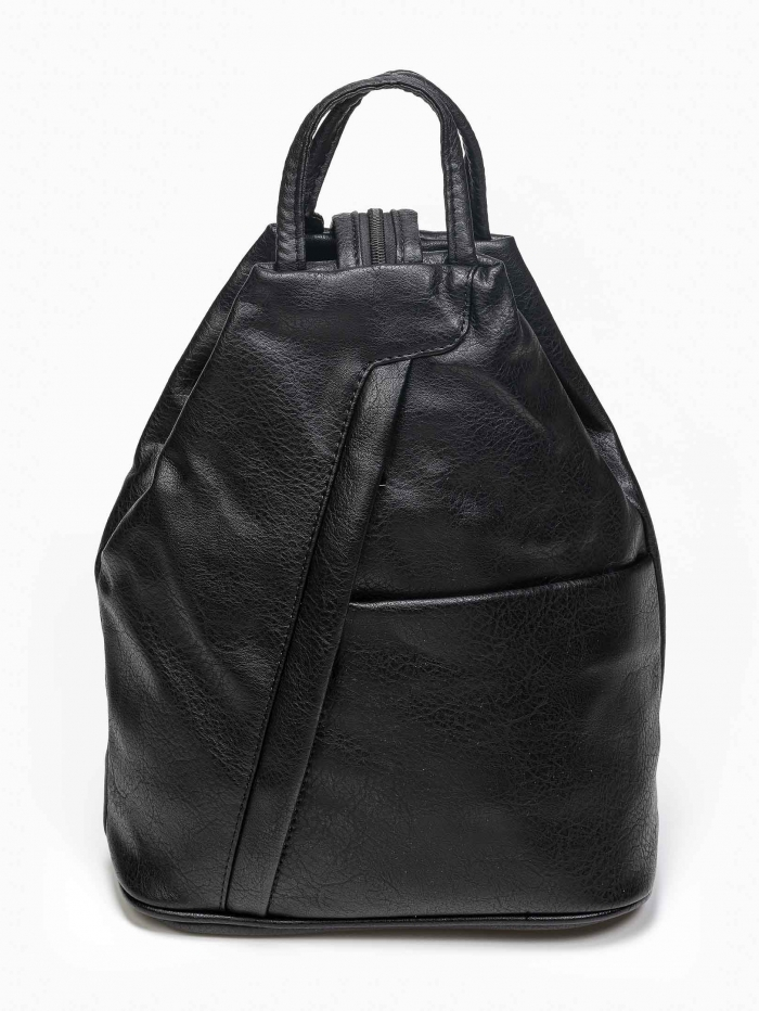 Backpack soft δερματίνη
