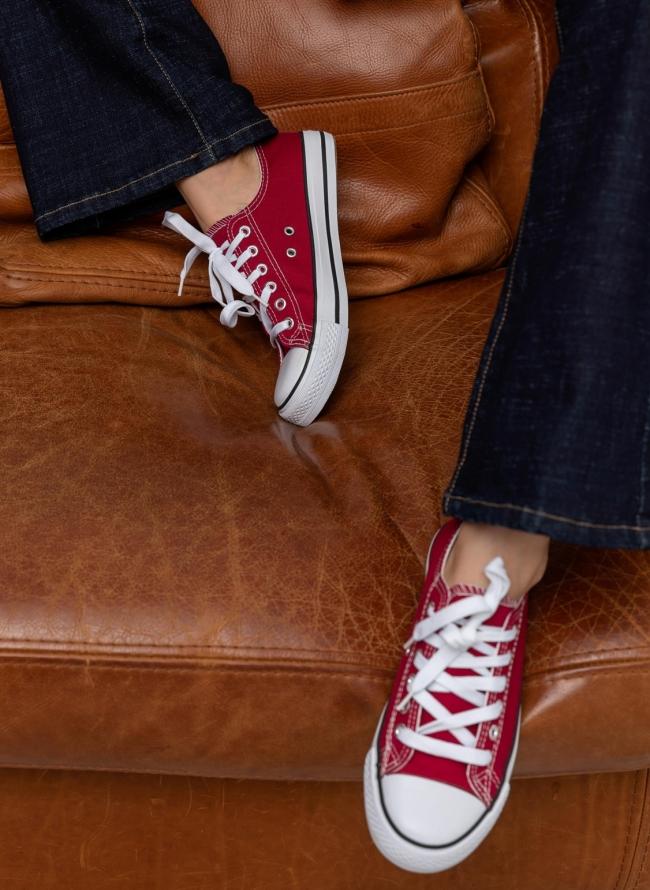 Basic πάνινα sneaker