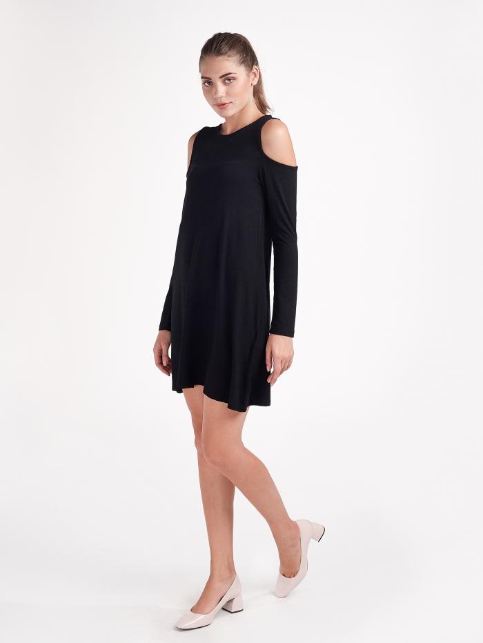 Έξωμο κοντό φόρεμα