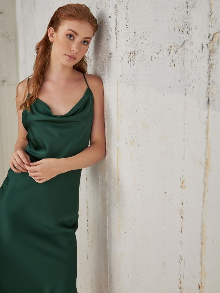 Φόρεμα σε στυλ Lingerie