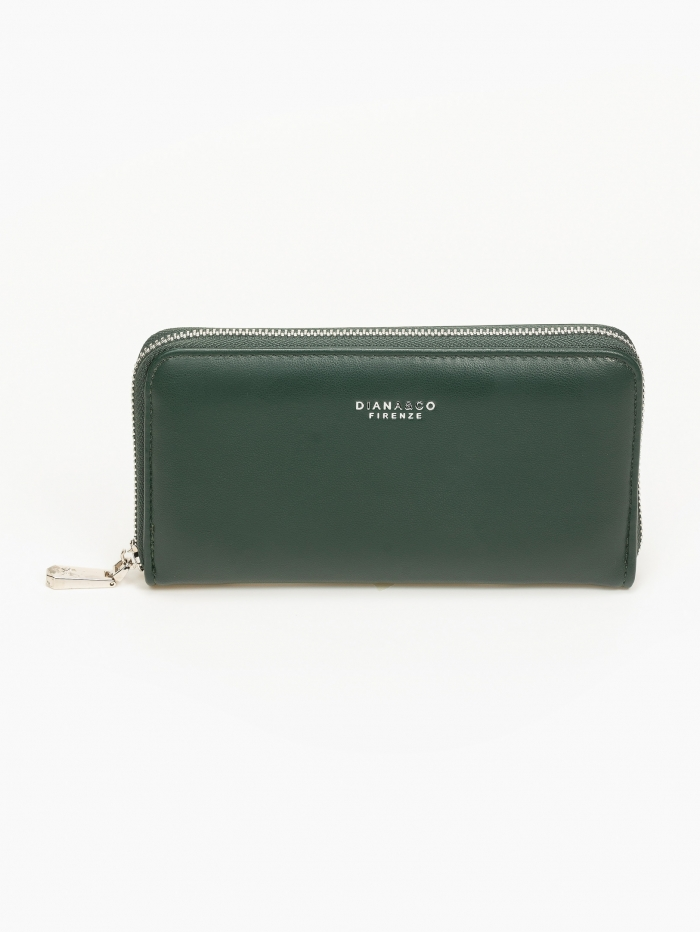 Γυναικείο πορτοφόλι με φερμουάρ