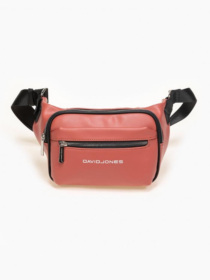 Industrial τσάντα μέσης δερματίνη