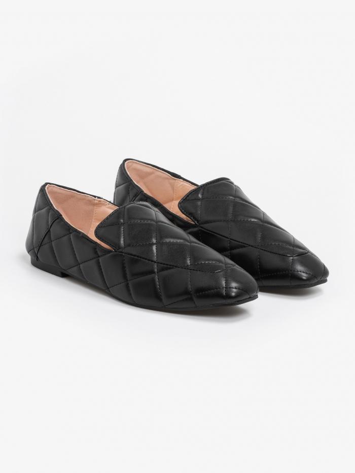 Καπιτονέ loafers
