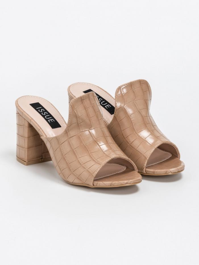 Κροκό mules