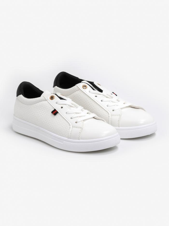 Κροκό sneakers