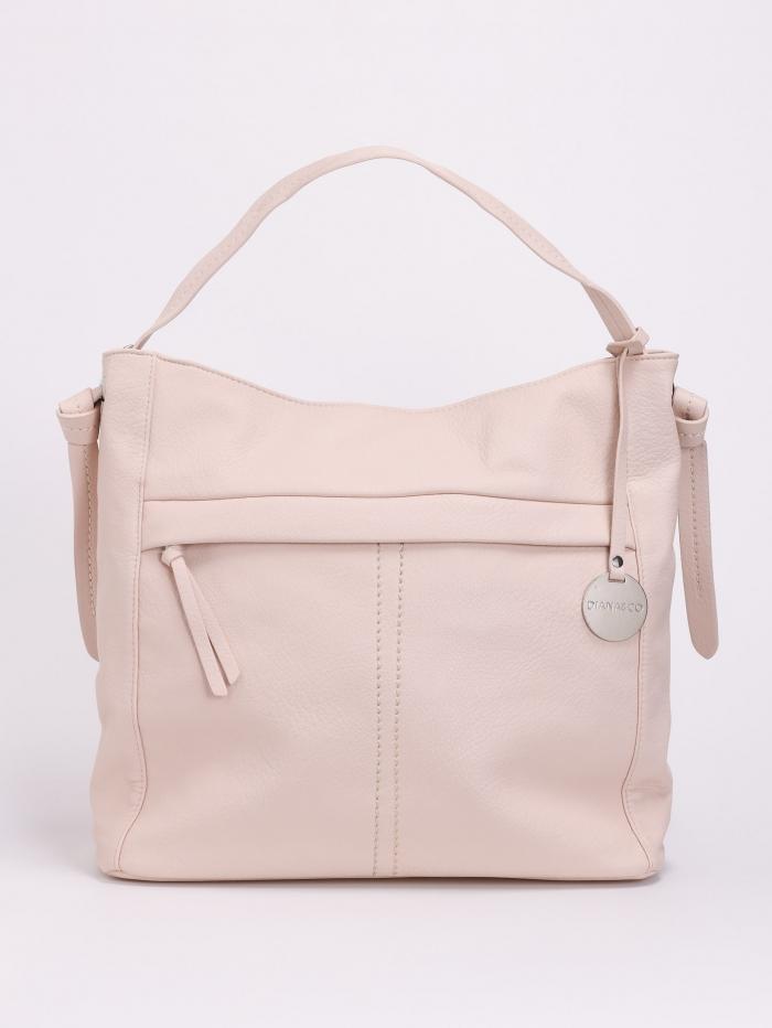 Μαλακή τσάντα χειρός - ώμου