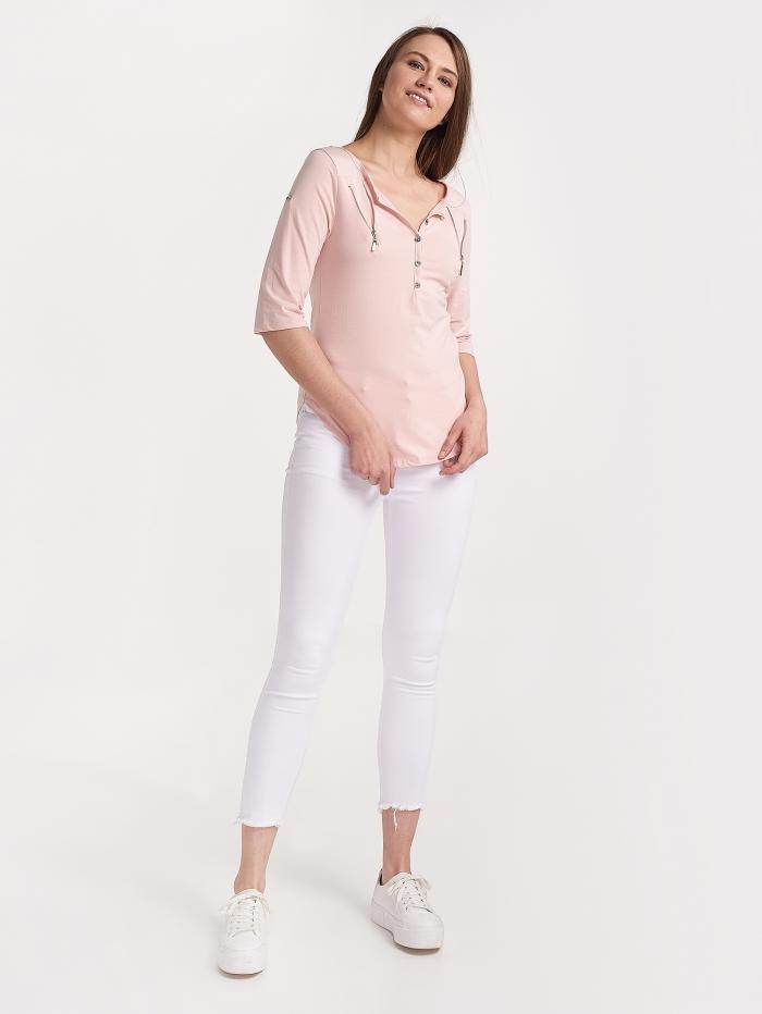 Μπλούζα με φερμούαρ