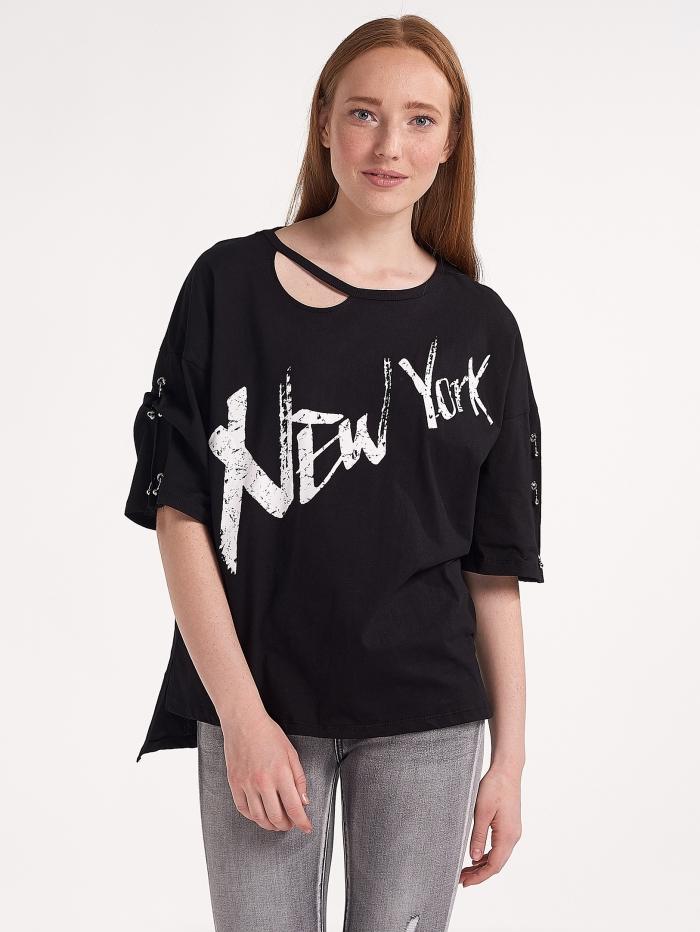 Μπλούζα New York