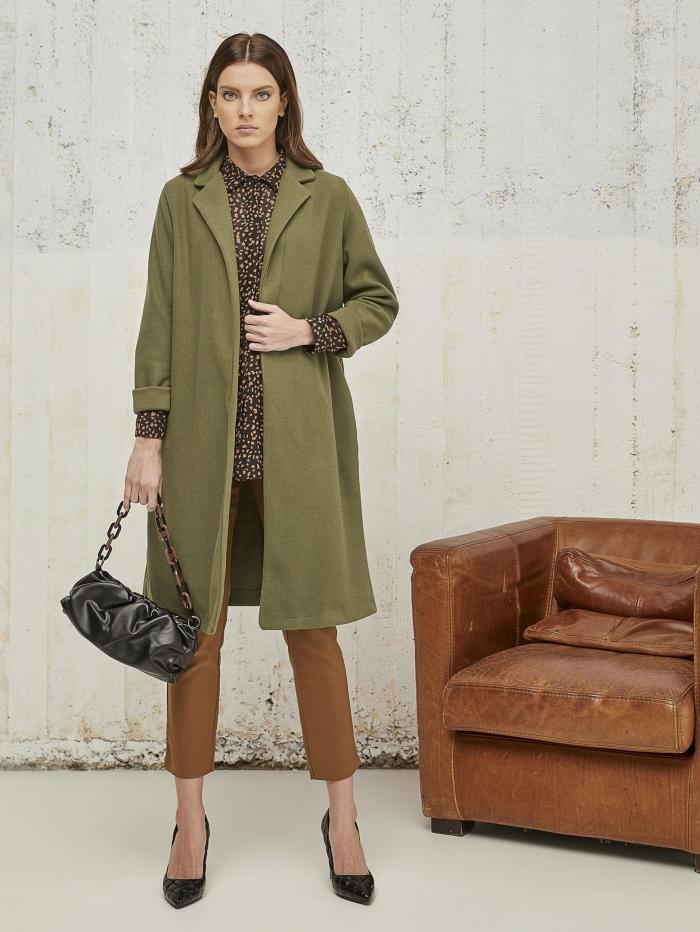 Παλτό σε αντρικό στυλ