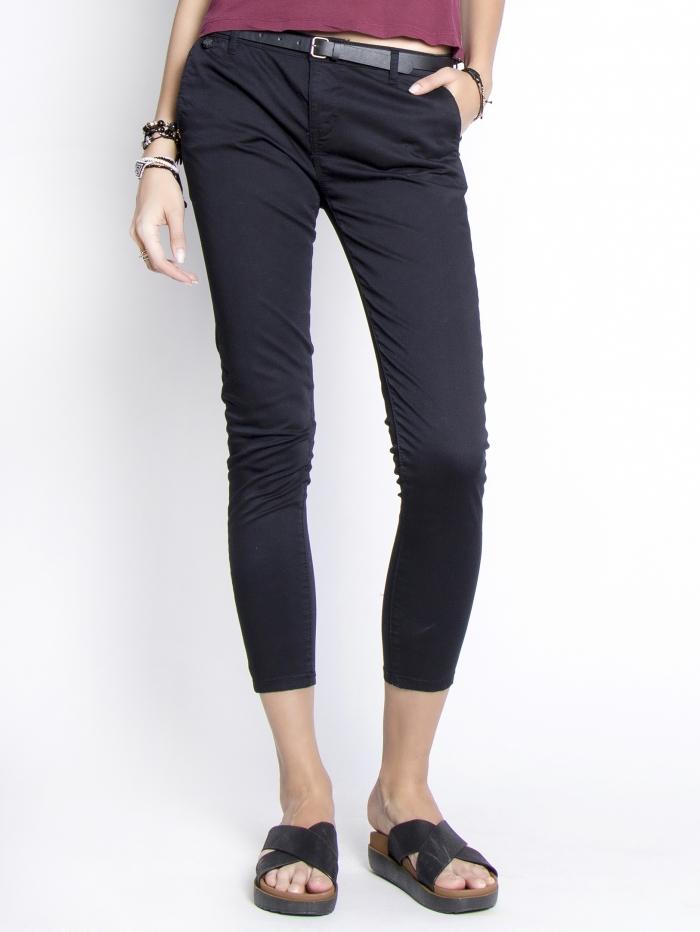 Παντελόνι chino με ζώνη