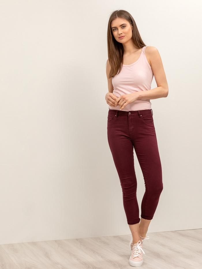 Παντελόνι skinny ελαστικό