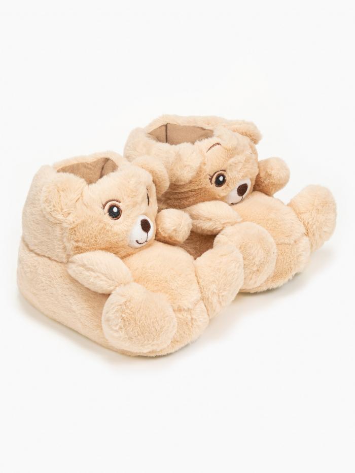 Παντόφλες αρκουδάκια