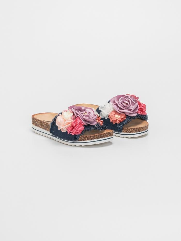 Sliders με λουλούδια