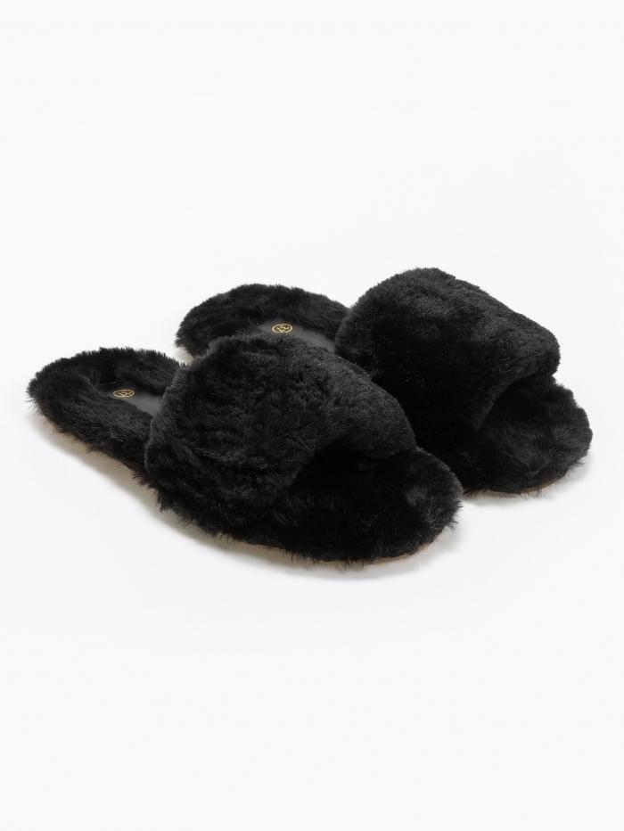 Slides γούνινα