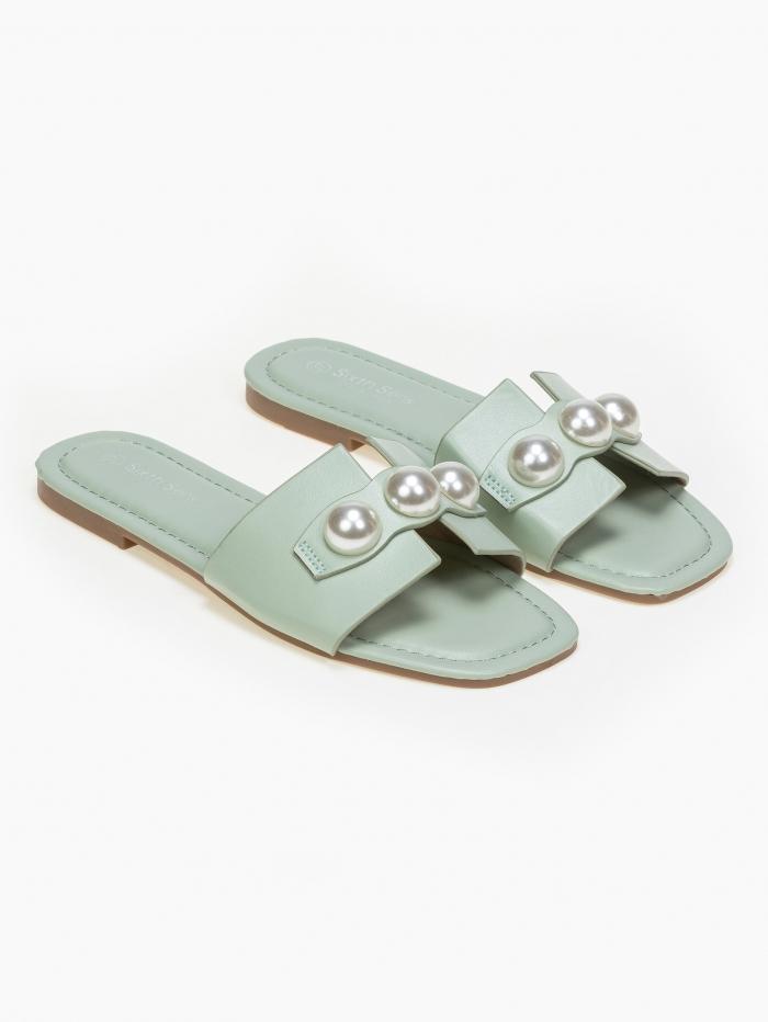 Slides με πέρλες
