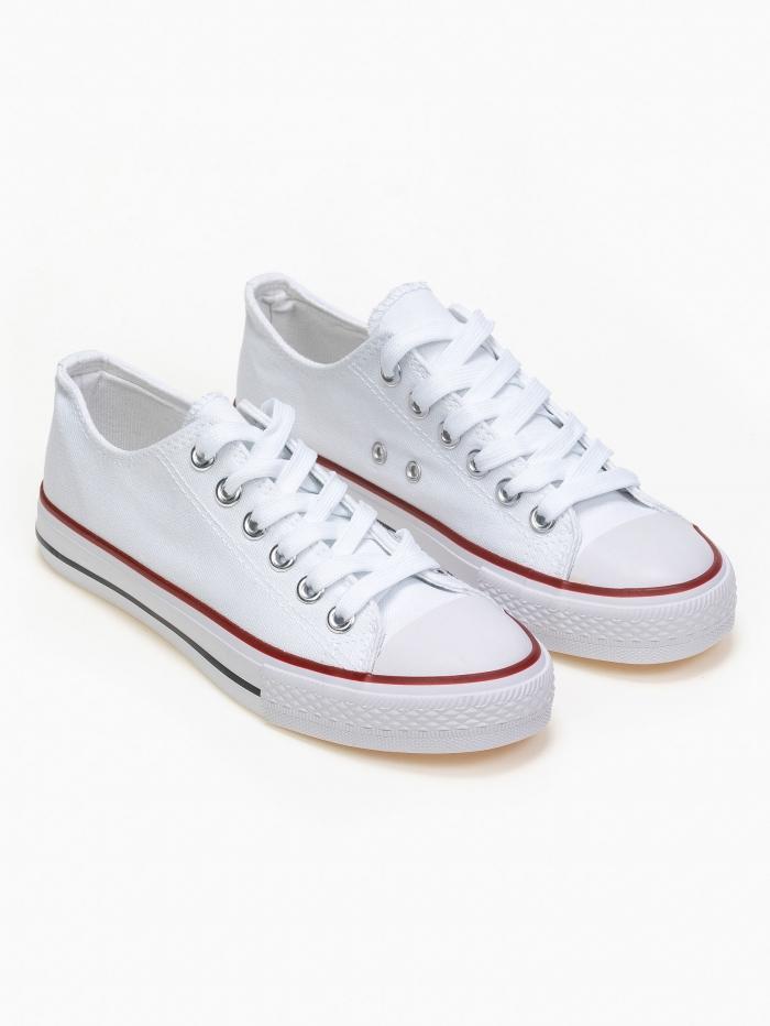 Basic sneakers πάνινα