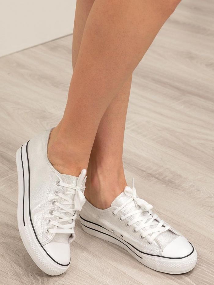Sneakers τύπου All Star