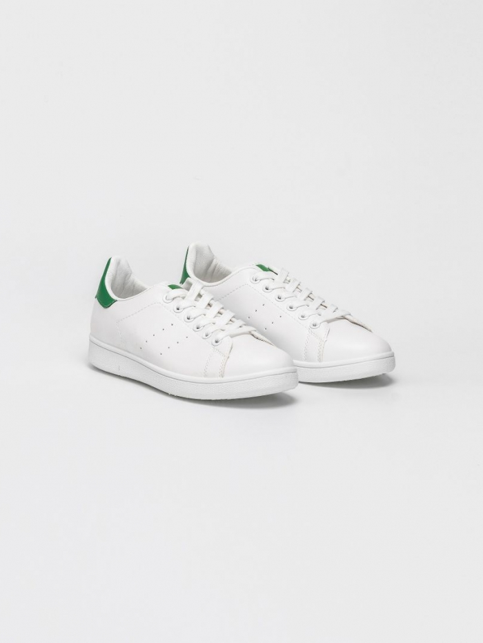 Sneakers τύπου stan smith