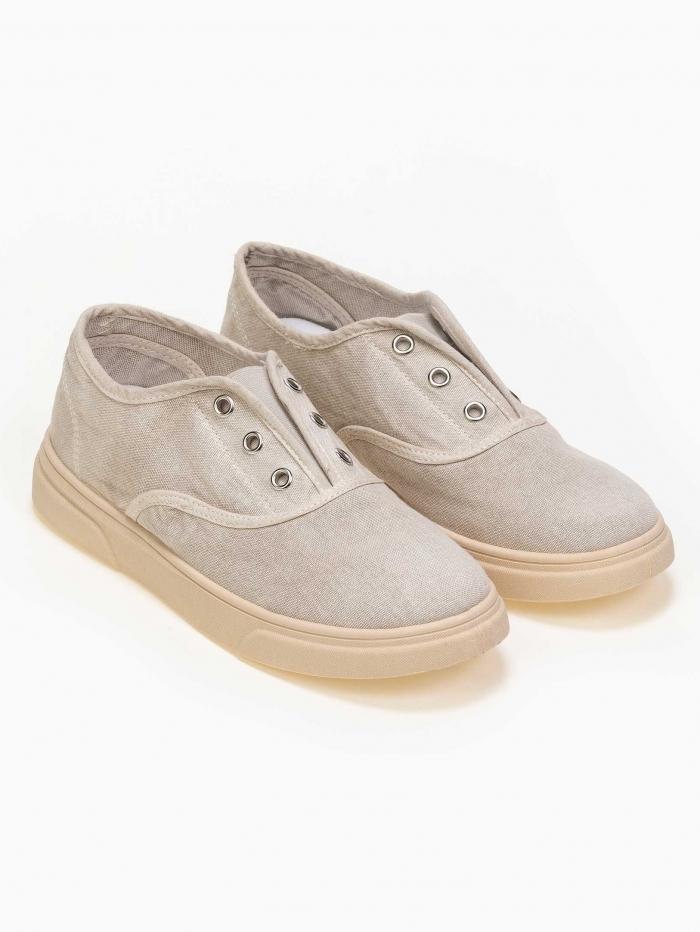 Sneakers χωρίς κορδόνια