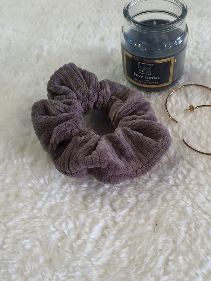 Soft scrunchies