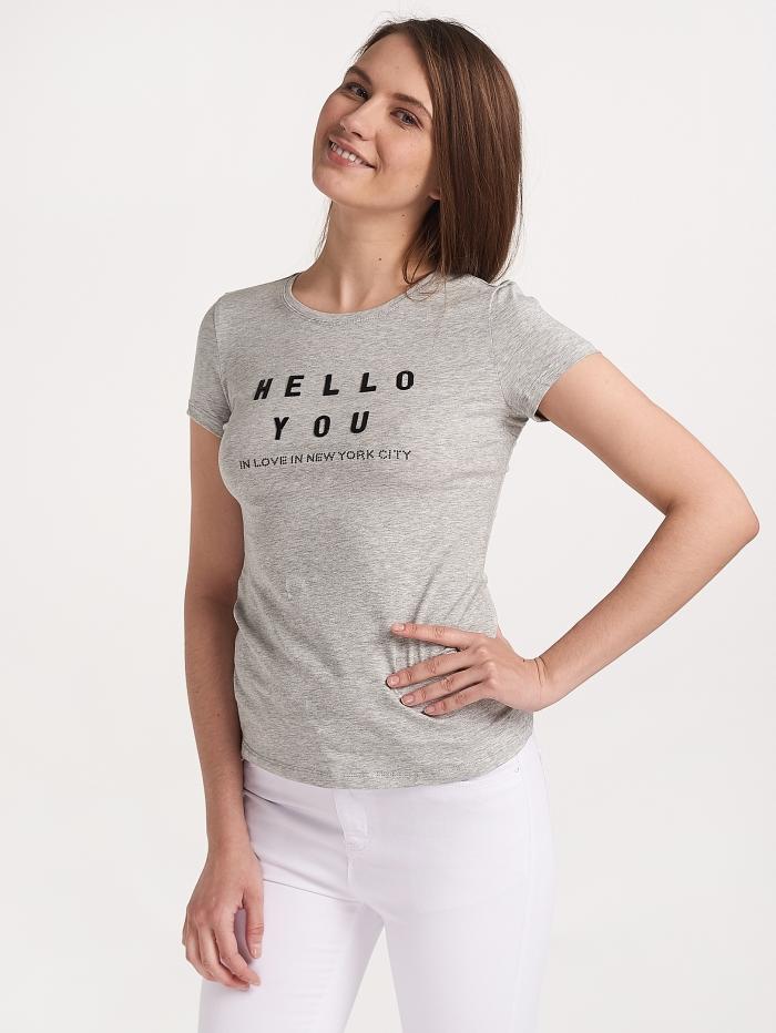 T-shirt hello you
