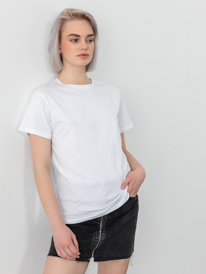 T-Shirt με μήνυμα
