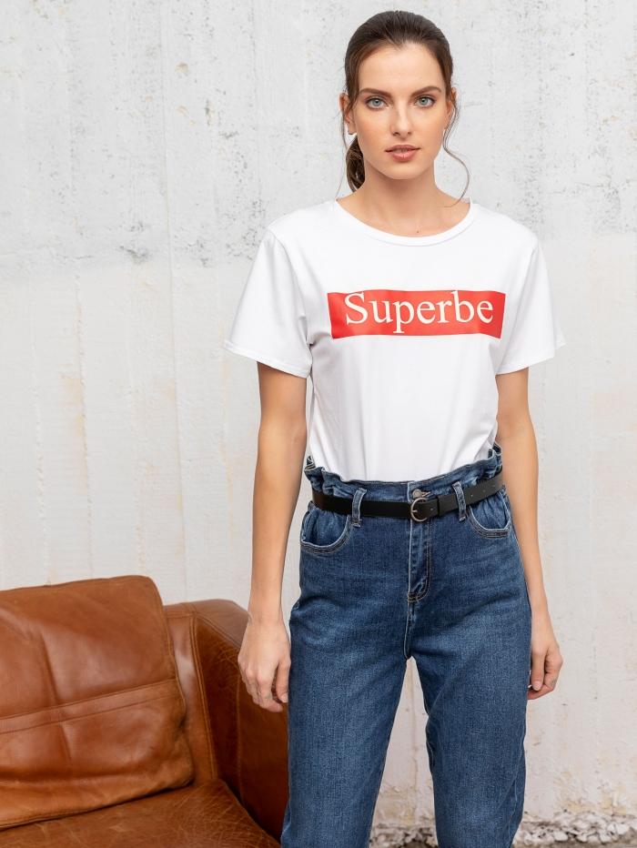 T-shirt superbe
