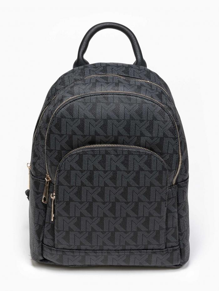 Τσάντα πλάτης πολλών θέσεων με logo