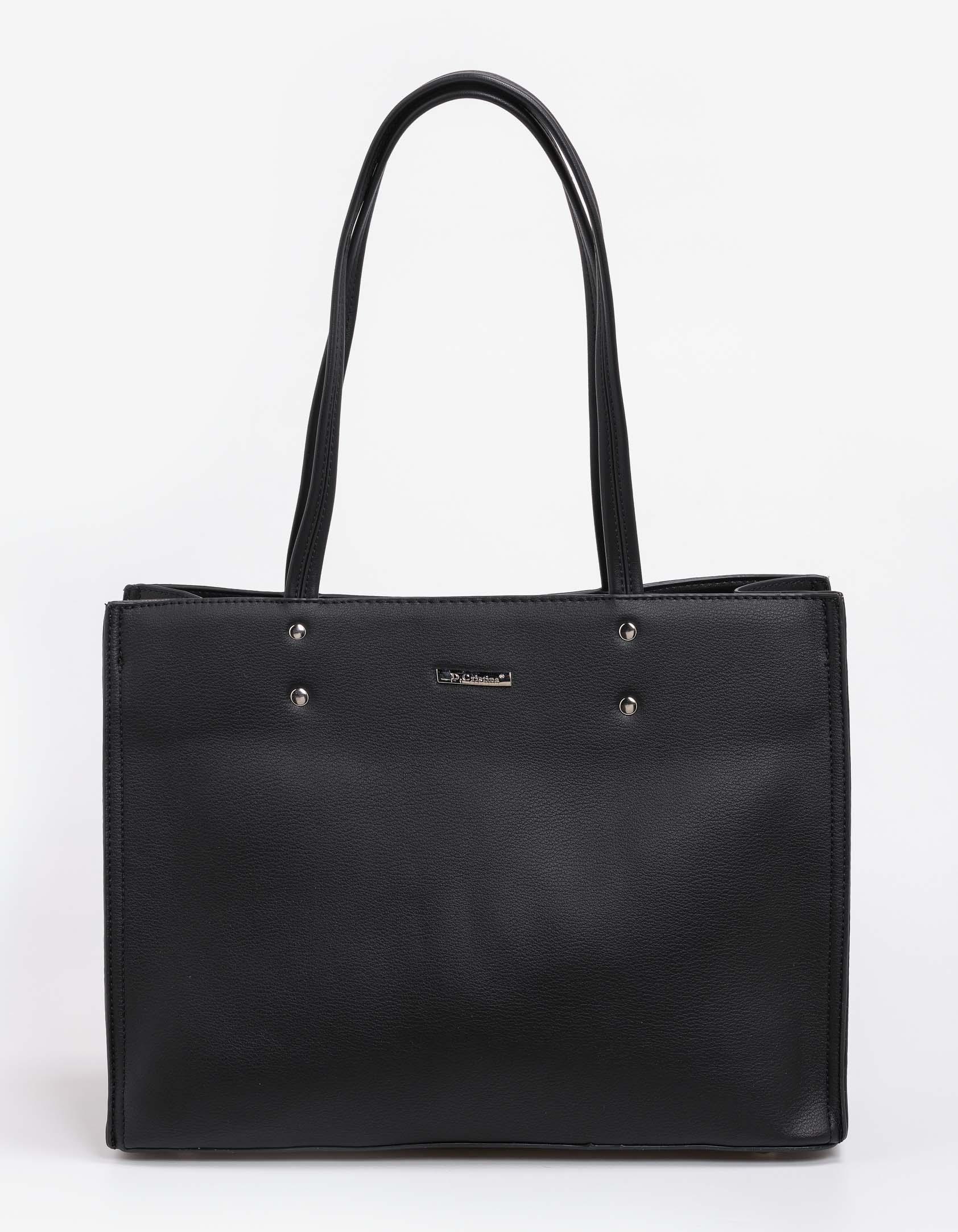 Τσάντα ώμου D.Christina - Μαύρο